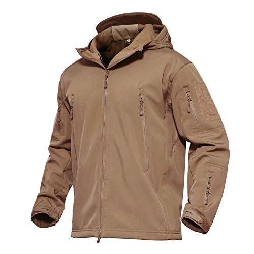 Men's Softshell Jacket Tactical Jacket Military Jacket Waterproof Jacket Winter Jacket Rain Jacket Winter Jacket Mens Coat