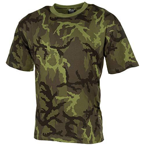 MFH T-Shirt de Camouflage pour Homme de l'armée américaine (CZ Tarn/XXL)