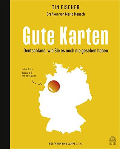 Gute Karten: Deutschland, wie Sie es noch nie gesehen haben