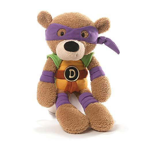 Donatello Fuzzy Bear 12