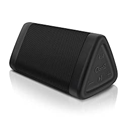 OontZ Angle 3 (3rd Gen) - Bluetooth Portable Speaker, Louder Volume, Crystal Clear Stereo Sound, Rich Bass, 100 Ft Wireless Range, Microphone, IPX5, Bluetooth Speakers by Cambridge Sound Works (Black)