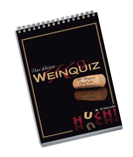 Huch & Friends 75419 - Welt der Weine, Weinquiz