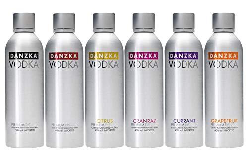 Danzka | Original | Premium - Wodka | 1 x 700ml | Aluminiumflasche | Skandinavisches Design | Copenhagen - 3