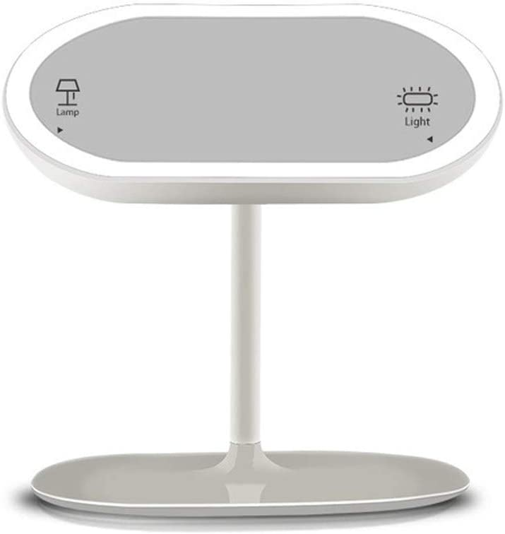 WANGXIAOLINjingzi Tabletop Mirror Beauty products Freestanding with Pedes Max 83% OFF