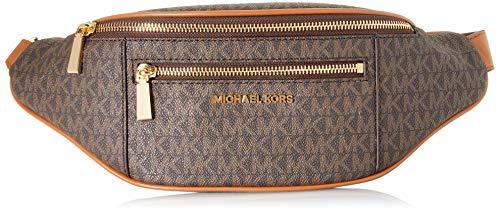 Michael Kors MOTT, MD WAISTPACK para Mujer, BRN/ACORN, Small