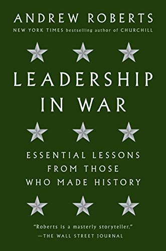 Image of Leadership in War: Essential Lessons from Those Who Made History