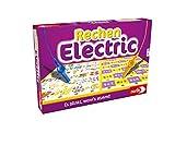 Noris 606013721 Rechen Electric, Der Lernspiel-Klassiker, Was passt zusammen, Es blinkt, wenn's stimmt, ab 6 Jahren