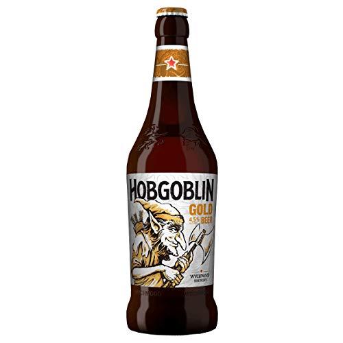 Wychwood Hobgoblin Gold Beer 0,5 l Ale aus England