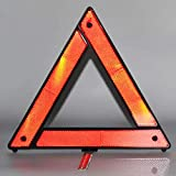 1pc Emergenza Ripartizione Red Warning Sign - Camion 'automobile Triangolo Catarifrangente Di Sicurezza Segni Di Rischio