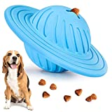 EHH Dog Treat Ball, Interactive Dog Toys Ball Food Dispensing IQ Puzzle Toys for Medium Large Dog Chasing Playing Chewing