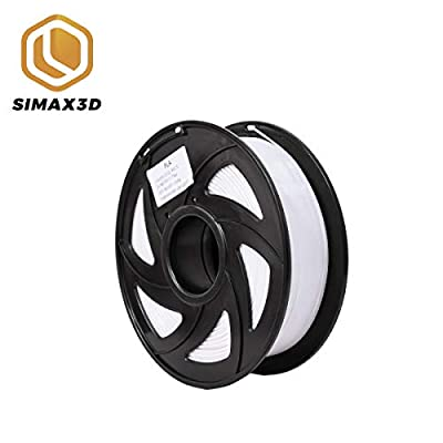 SIMAX3D 1.75mm PLA Filament Beige White for 3D Printer Extruder Pen Plastic Accessories spools mpressora 3D filamento Beige White