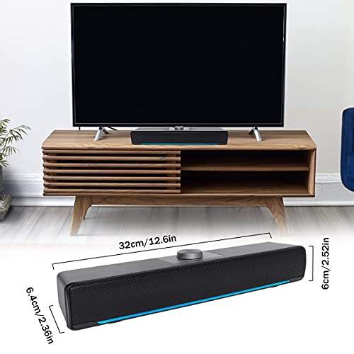 HEANTTV Altavoces de ordenador