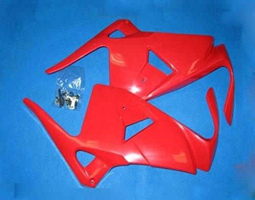 POLINI - Carenado 910 S ROJO derecho+izquierdo minimoto POLINI 143 801 048 - PLN143801048