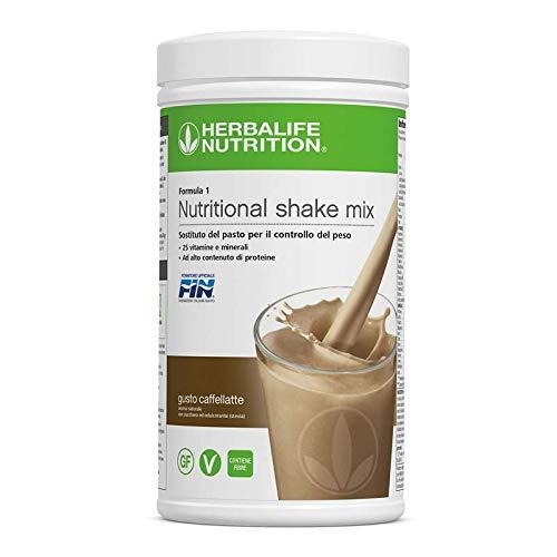 Herbalife Formula 1 Shake Getränkemix Cafe latte - 550g