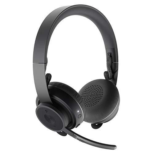 Logitech Zone Wireless Certified for Microsoft Teams Bluetooth Headset