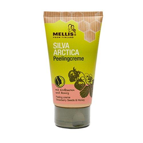 Mellis Silva Arctica exfoliante Crema (Fresas & Abedul Zumo)–75ml