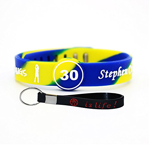 Adjustable Silicone Wristband Bracelets for Sports Fans.Choose One for Your Favorite Teams. (30)