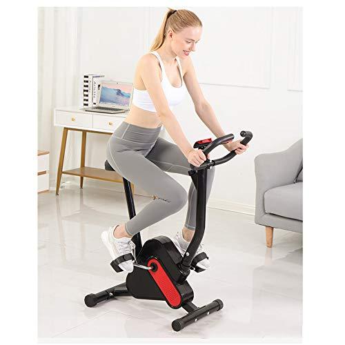 KHXJYC Haushalt. Heimtrainer. Fahrrad. Fitnessgeräte. Gurtradfahrt. Ruhige Übung. Schöne Beine.