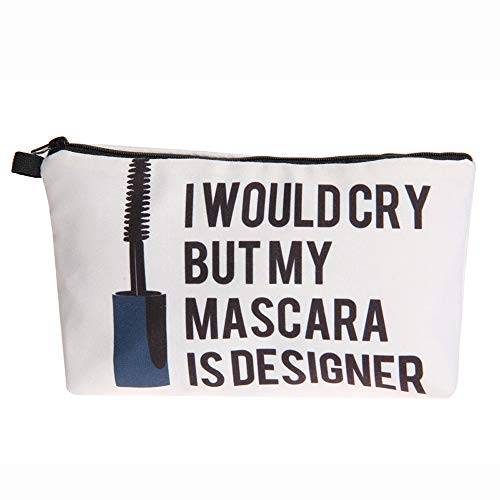LONUPAZZ Fashion Trousses /à Maquillage Multifonctions Voyage Sac Cosm/étique De Maquillage Pochette De Toilette Zipper Wash Organizer Casual Bourse