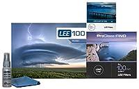 Lee Filters LEE100 77mm ProGlass 1.8 IRNDキット - LEE100フィルターホルダー 100mm ProGlass IRND 6-Stop 1.8フィルター 77mm 広角アダプターリング