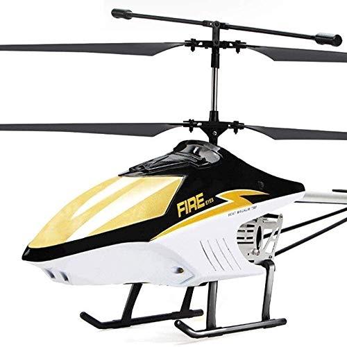 Moerc Anti-Collision Durable Aley Aley RC Avión de Drone Plano Grande Control Remoto HELICOPTERO 2.4G 3.5CH PROPETRACIÓN Recargable Aviones incorporados Gyro Professional RC Avión Fácil de operar