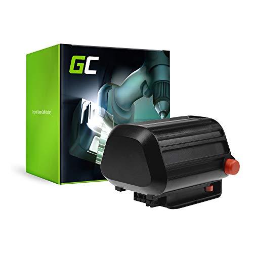 GC® (2.5Ah 18V Li-Ion Zellen) Akku für Gardena THS Li-18/42 Werkzeug, Gartengeräte Ersatzakku