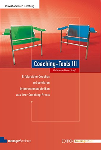 Coaching-Tools III (Edition Training aktuell)