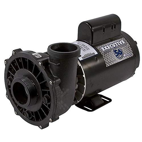 4 Horsepower 230 Volts 2-Speed Waterway Spa Pump Side Discharge 2 1/2 Inch x2 Inch Executive 56 3721621-13