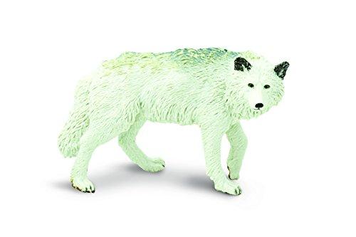 Safari Ltd Figura de Lobo Blanco 220029