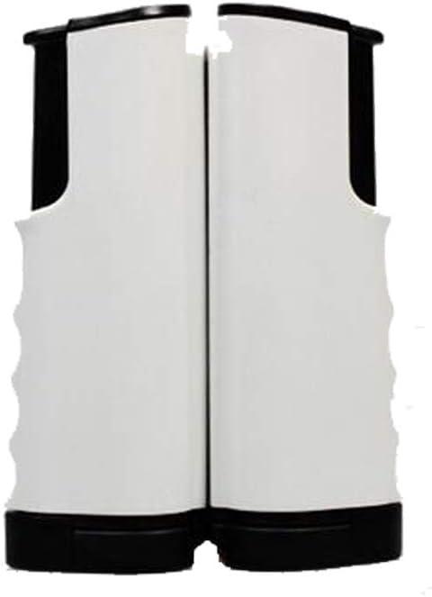 Janzoom Redes portátiles de ping pong, redes de tenis de mesa retráctil, red de repuesto para ping pong, soporte de viaje móvil, longitud ajustable de 190 cm