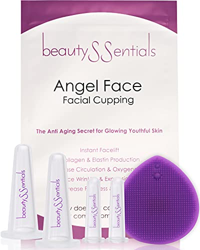 Anti Aging Face Cupping Set