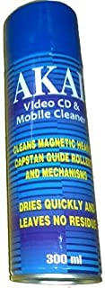 Spray Cleaner for Computer, Electronics and Precision Mechanical Devices