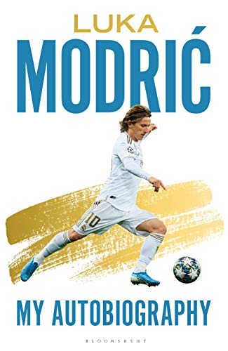Luka Modric: Official Autobiography (English Edition)