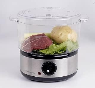 1-tier 2.5qt Diet Food Steamer, Cooker,Easy Use