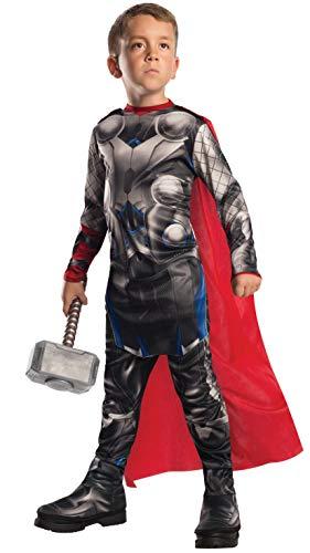 Rubie's Marvel Avengers - Déguisement Pour Enfant Classique Thor 2 - M (5-7 Ans) - CS861432/M