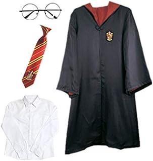 Tejida Jacquard Egosy Corbata de Seda Traje de Negocios para Disfraz de Hogwarts Harry Potter