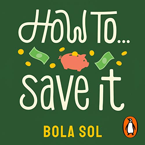 How to Save It cover art