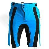 AYGANG Mens al Aire Libre Ciclismo MTB Downhill Mountain Bike Shorts Pantalones Cortos Desgaste de la Bicicleta Jersey...