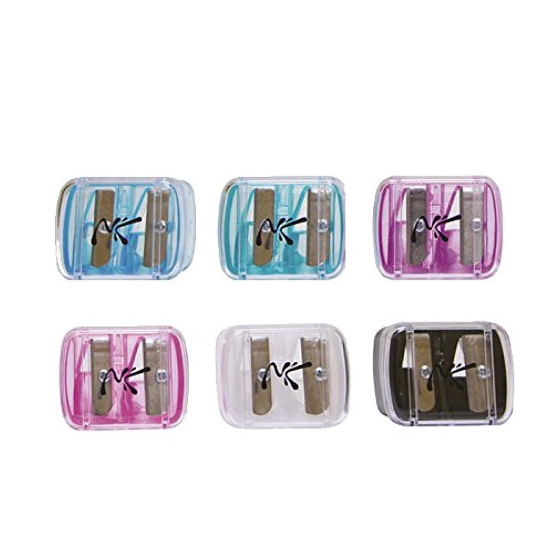 エーカーラメ家禽(3 Pack) NICHA K Pencil Sharpener (並行輸入品)