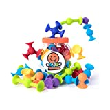 Fat Brain Toys Squigz Limited Edition 18 Piece Set Building & Construction for Ages 3 to 5