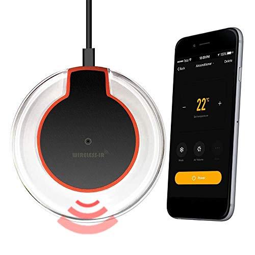 YUNlink WiFi-IR Remote IR Control Hub Wi-Fi Enabled Infrared Remote...