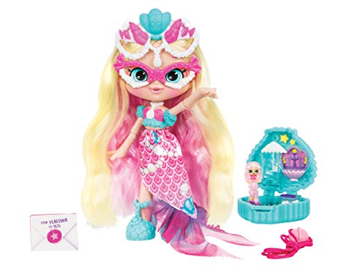 Shopkins- Juguetes, Color pearlina's Mermaid Pool Party, Talla única (Flair Leisure Products HPL07200)