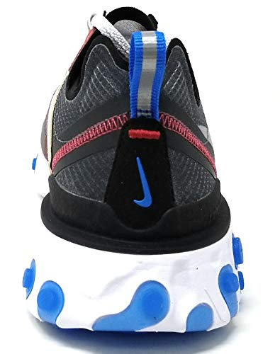 Nike React Element 87 - Darke Grey/Pure Platinum Trainer Size 8 UK