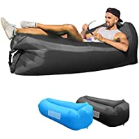 KXLY Inflatable Couch Air Sofa Hammock