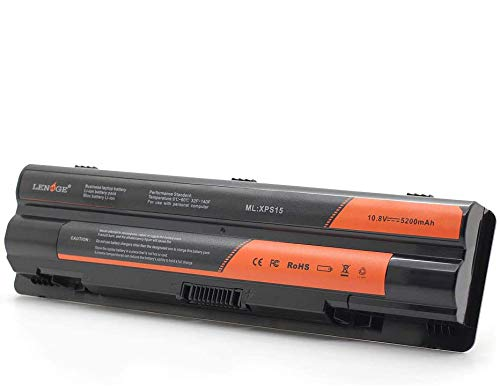 CBD R795X JWPHF Laptopreplacement Battery 10.8V 5200mAh for Dell XPS15 XPS 14 XPS 15 XPS 17 L701x 3D L702x L401x L402x L501x L502x XPS14D XPS15D XPS17D, Replacement for WHXY3 J70W7 312-1123 312-1127