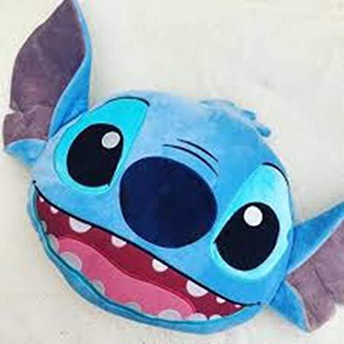 Licensed_Primark Disney Kissen, Motiv: großer Kopf von Stitch, 65 cm