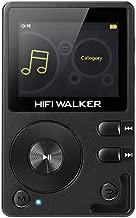 HIFI WALKER H2 High Resolution Lossless MP3 Bluetooth FLAC WAV Digital Audio Player Portable with 16GB microsd Card and HD Audio Earphone