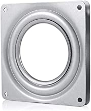 Star-Shopinc - 4.5 inch Small Exhibition Turntable Bearing Swivel Plate Lazy Susan! Great For Mechanical Projects Hardware Fitting