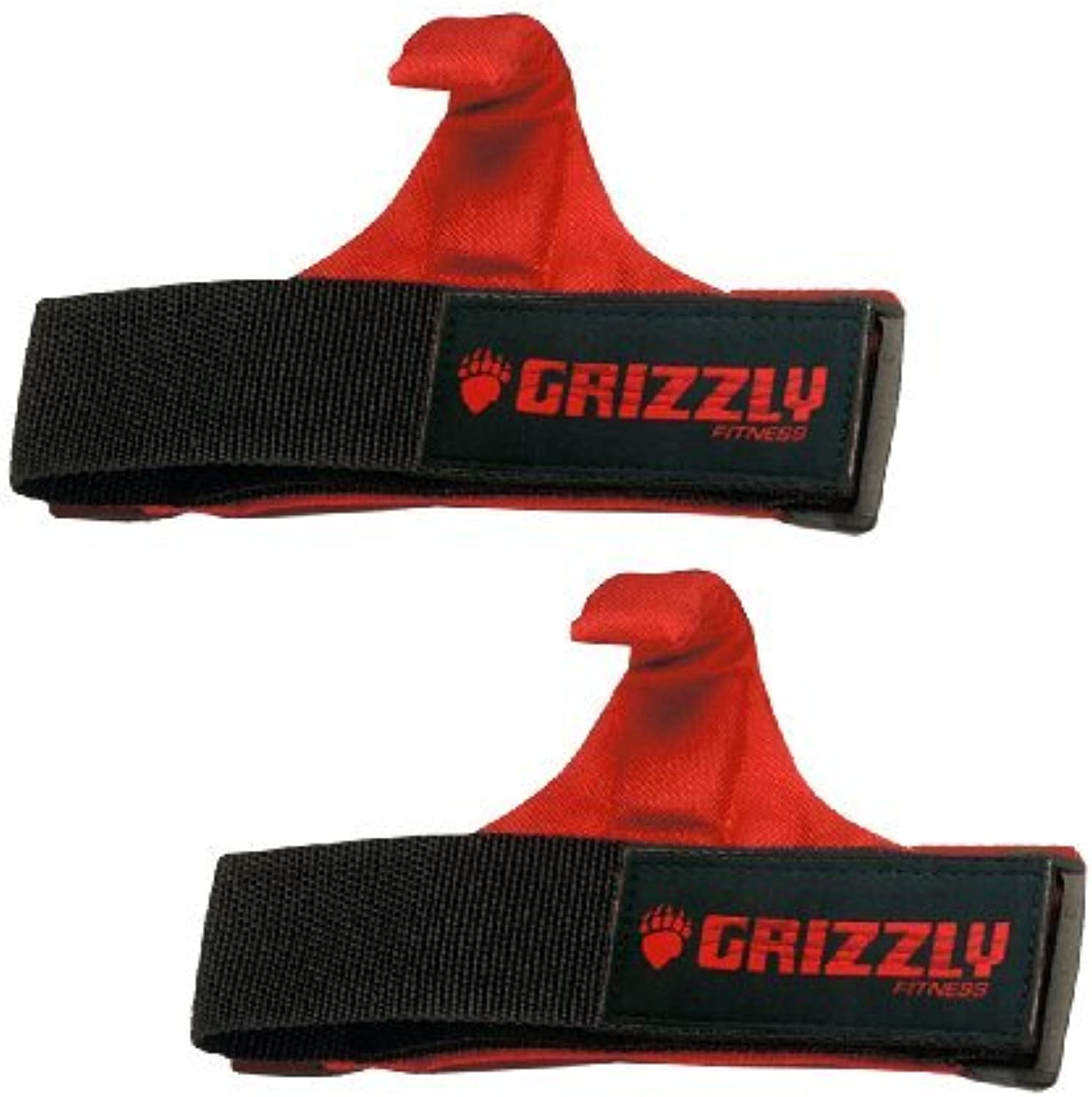 Grizzly Fitness Power Claw Lifting Hooks by Grizzly Fitness