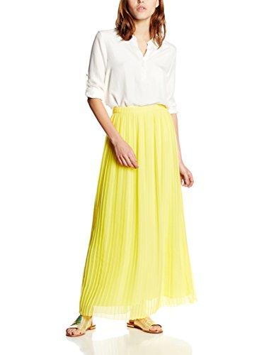 Falda amarilla para boda (Amarillo brillante)